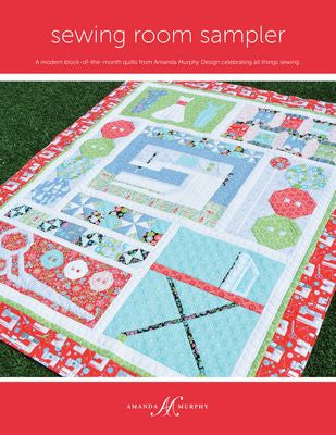 SEWING ROOM SAMPLER - Amanda Murphy
