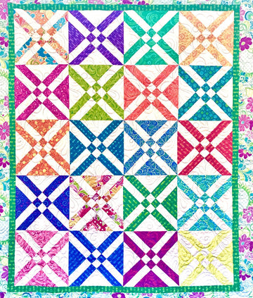 Learn to Quilt: Anita's Arrowhead: ONLINE TUTORIAL