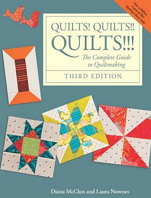 Quilts, Quilts, Quilts (Third Edition)
