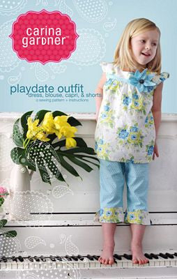 PLAYDATE OUTFIT SEWING