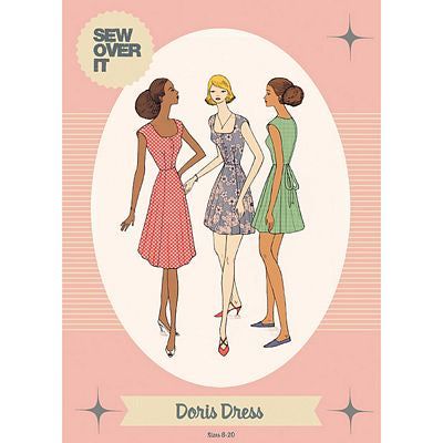 DORIS DRESS PATTERN