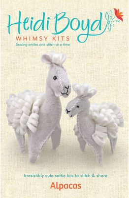 ALPACA SOFTIE KIT