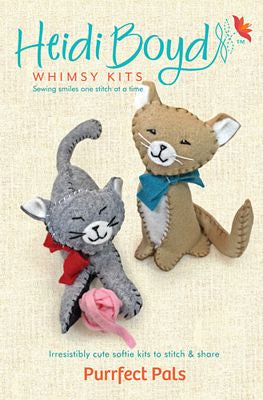 PURRFECT PALS WHIMSY KIT