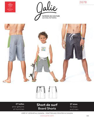 BOARD SHORTS FOR EVERYONE