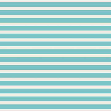Art Gallery Striped Knit- Striped Alike Aqua