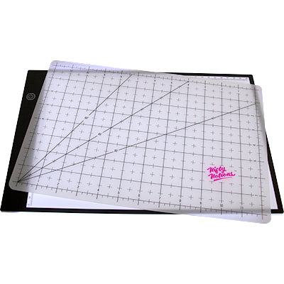 Backlit Light Pad with Mat - 11