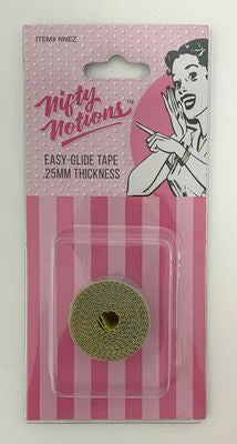 NIFTY NOTION Easy-Glide Tape