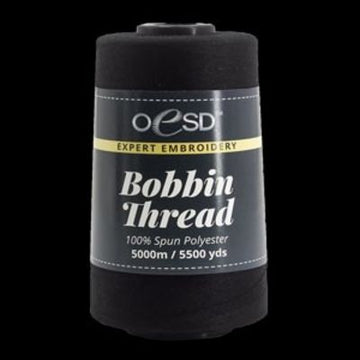 Bobbin Fill Black