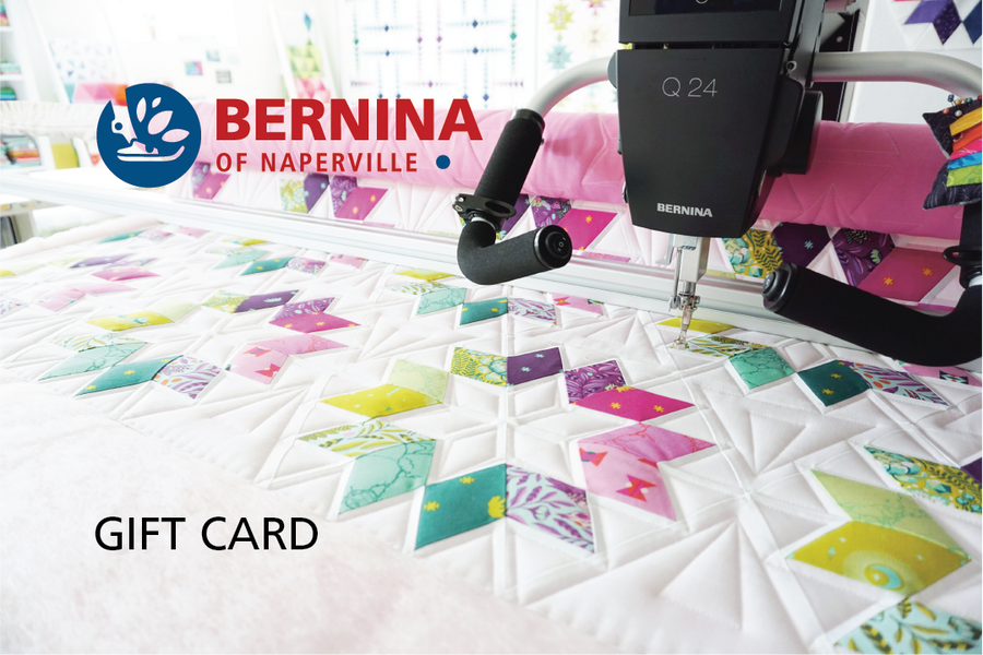 BERNINA of Naperville Gift Card