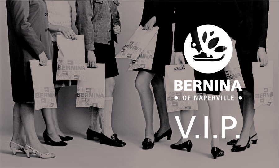 BERNINA of Naperville VIP Card