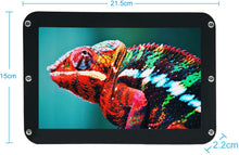 Load image into Gallery viewer, WIMAXIT M828RPI 8 Inch IPS 1280x800 Resolutions DIY HDMI Display Screen for Raspberry Pi 3 SKD Display LCD Monitor