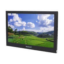 Load image into Gallery viewer, WIMAXIT M1330 13.3 Inch IPS 1920X1080 16:9 Display Aluminum Housing HDMI Monitor Screen Game Monitor for PS3/PS4/X box/Raspberry PI - Wimaxit Official Store