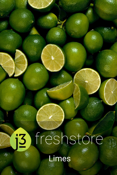 Limes 300gms per pack