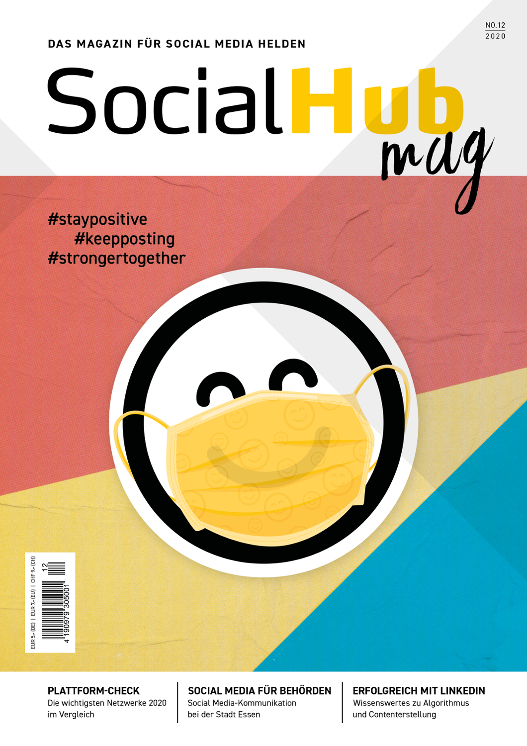 SocialHub Mag #12 (Nur Digital - Corona-Version)