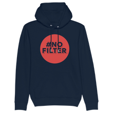 Laden Sie das Bild in den Galerie-Viewer, #nofilter Hoodie