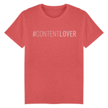Laden Sie das Bild in den Galerie-Viewer, #contentlover Shirt
