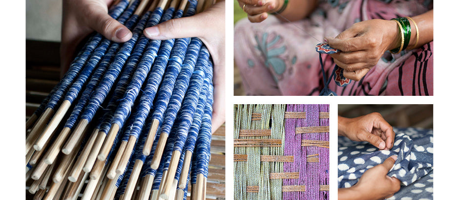 handcrafted textiles