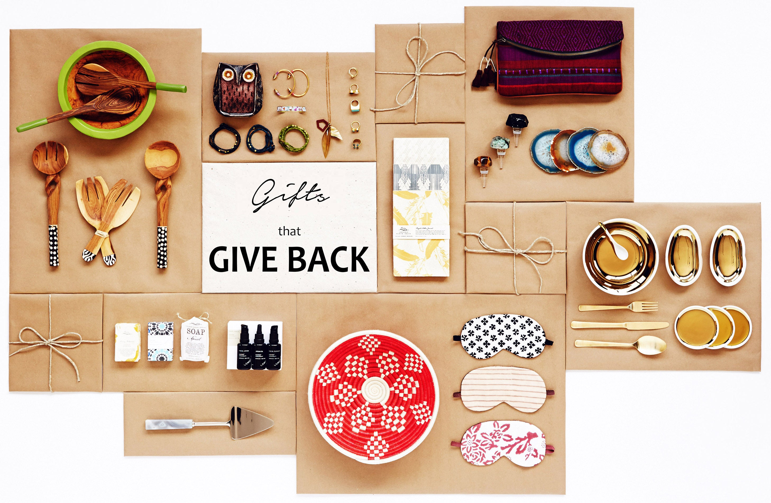 Corporate Gifts that give back