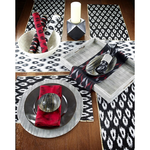 Buna Red Placemat