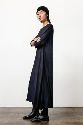 Nima Indigo Long Dress