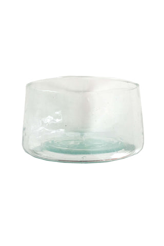 Club Recycled Glass Serving Bowl
