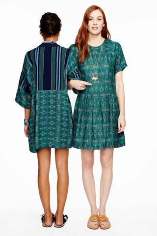 *Exclusive Paz Dress in Emerald