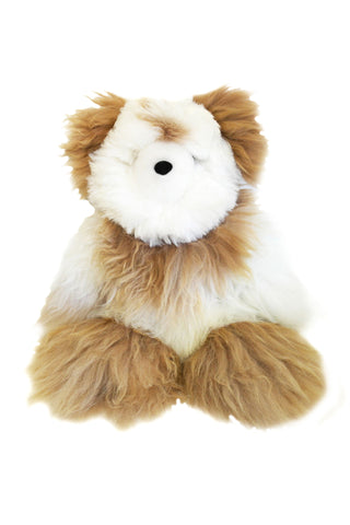 Medium Alpaca Bear - 16""