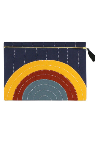 Eclipse Oversized Clutch