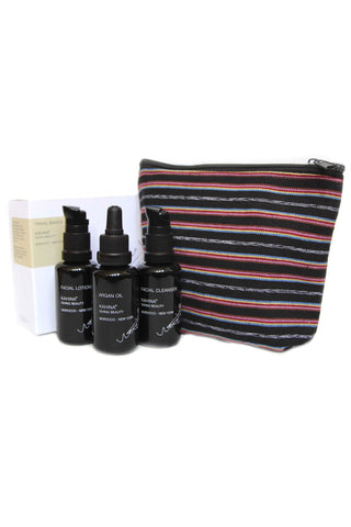 Travel Basics Set with Case