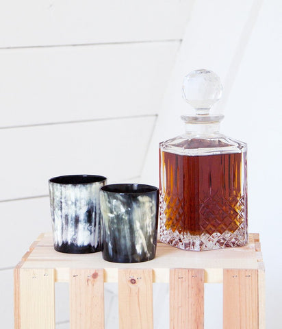 Whiskey Tumblers (Set of 2)