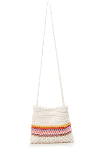Nulvi Fogu Multicolor Clutch & Cross Body Bag