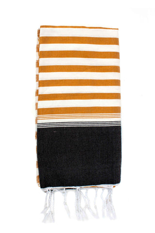 Fauta Color Stripe Hammam Towel