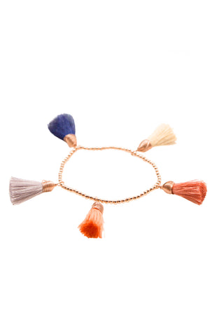 Rose Gold Hula Bracelet