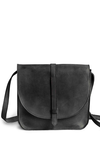 Tirhas Black Saddlebag