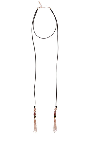 Cannes Lariat Necklace