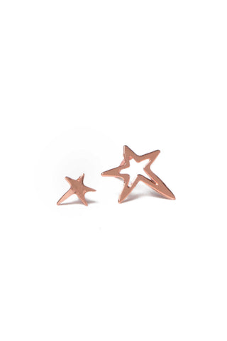 *Exclusive Mismatched Stellar Studs