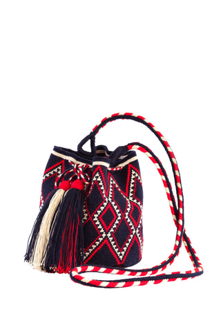 Sailor Mini Wayuu Mochila Bag