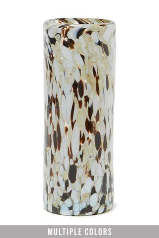 Marbled Confetti Vase