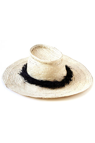 Frieda Fringe Hat