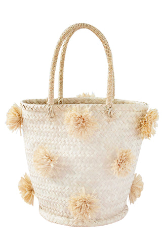 Palm Pom Bag