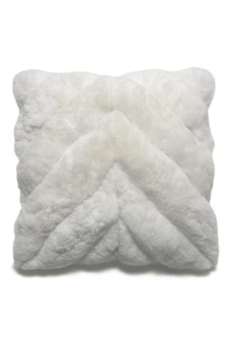 Chevron Alpaca Pillow