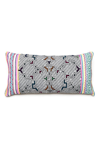 Shipibo Multi Lumbar Pillow