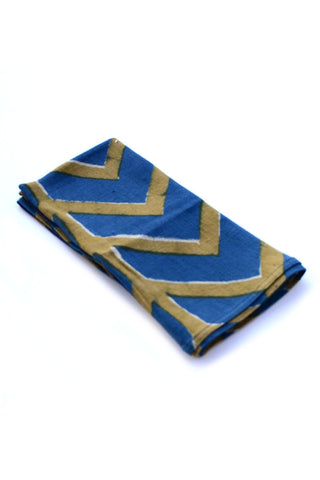 Golden Arrow Napkin Set