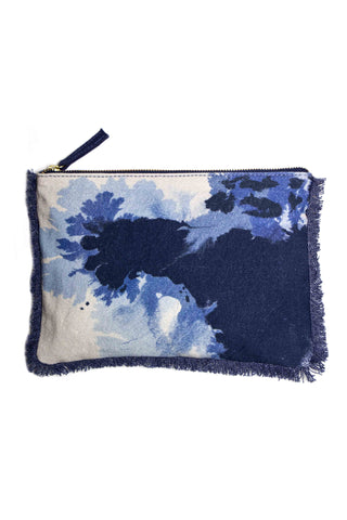 Genèse Printed Pouch