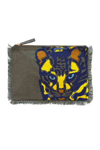 Leopaul Printed Pouch