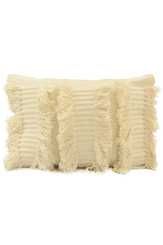 Arranged Strands Pillow