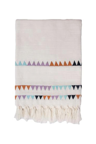 Katherine Lavender Throw