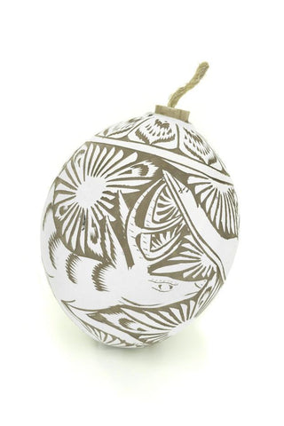 Handcarved White Gourd Ornaments