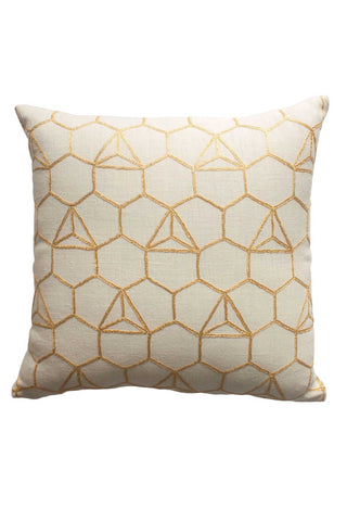 Henry Hexagon Pillow