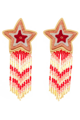 Estrella Beaded Earrings